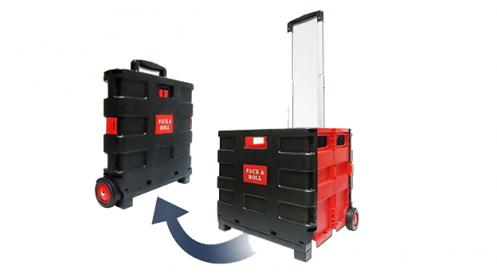 Carrito Plegable Multiusos para Transporte y Almacenamiento
