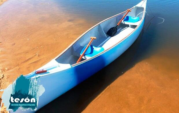 Travesía en canoa por 10€