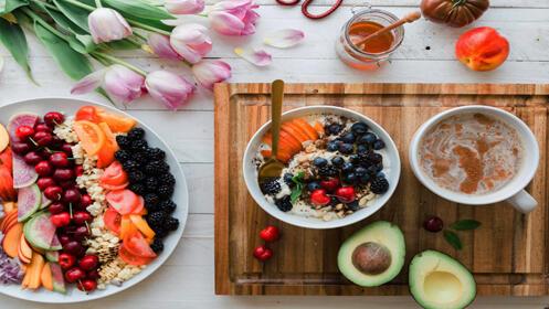 Curso online de Alimentación y Nutrición