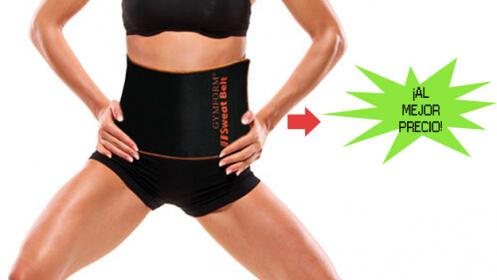 Cinturón reductor abdominal