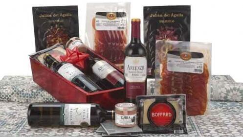 ¡Cesta de Navidad Gourmet!