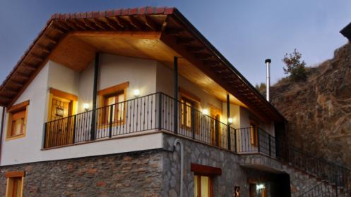 Casa rural + detalles desde 120€