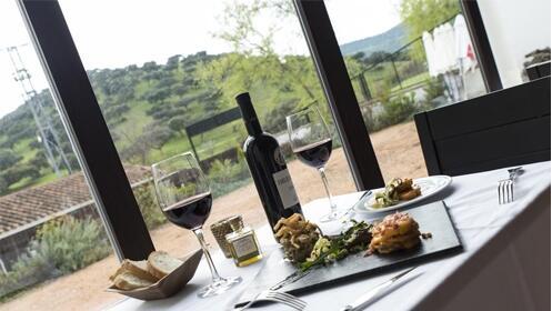 Córdoba: 1 o 2 noches hotel 3* en hab. doble con desayuno+ posibilidad cena (sabores de la tierra)