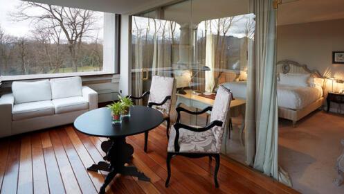 Circuito de hidroterapia y alojamiento para dos en un palacete