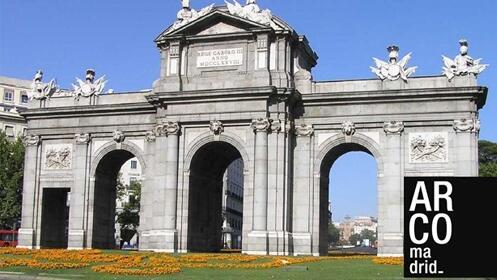 Madrid (ARCO): 2 noches Hotel Silken 4* + entradas