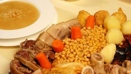 Cocido por 11,90 €
