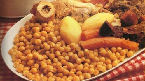 Cocido para 2 por 29 €