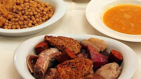 Cocido para dos personas por 21,90 €