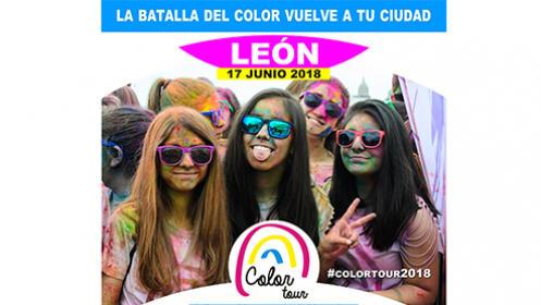 Dorsales Color Tour desde 4 €