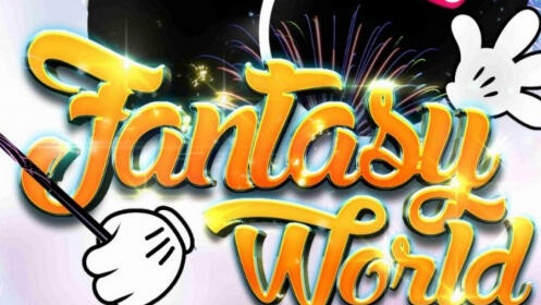 Entradas para el Musical Familiar Fantasy World por 7,90 €