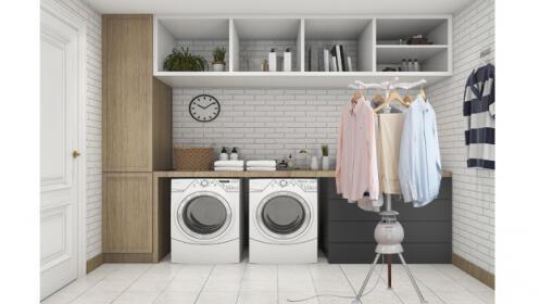 Secadora de ropa portátil Secamatic Plus