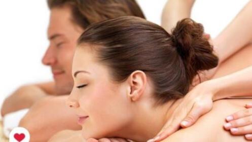 Sesión para 2 personas de masaje relajante + presoterapia por 24,90 €