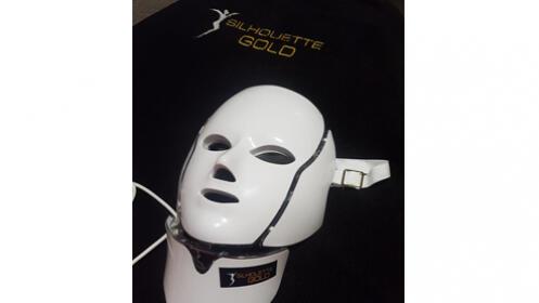 Sesión Tratamiento Facial con Máscara LED por 16 €