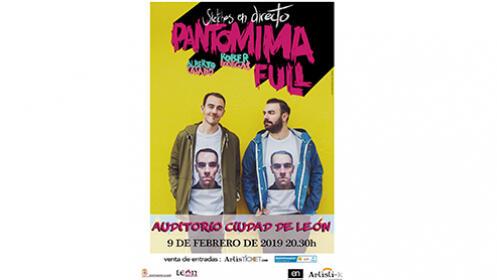 Entrada para el espectáculo PANTOMIMA FULL por 11 €