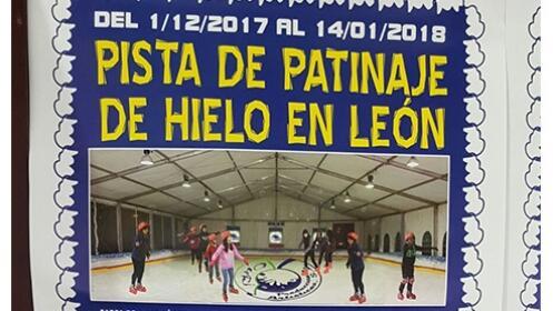 Entrada Pista de Patinaje de Hielo en León desde 3,50 €