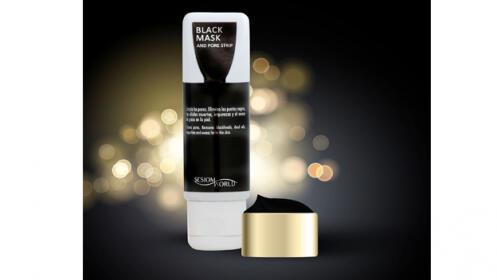 Mascarilla negra limpia poros de 75 ml