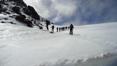 Ruta Raquetas de Nieve + Construcción Iglú + Picnic por 39 €