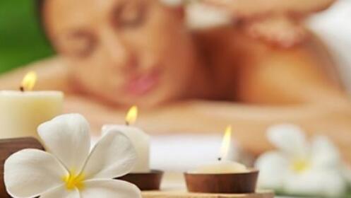 Masaje relajante con velas de aceites esenciales desde 14,90€
