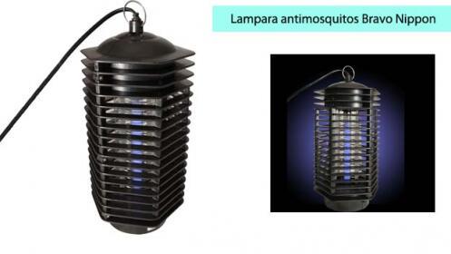 Lamparas antimosquitos