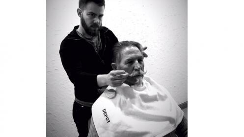 Lavar, cortar, peinar + arreglo de barba por 9,95 €